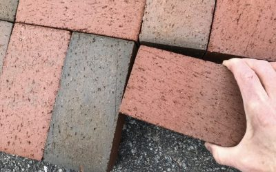 How to build a patio or walkway with no-cut paver patterns
