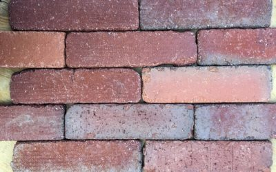 Thin brick goes old school, bringing a brand new look to your projects