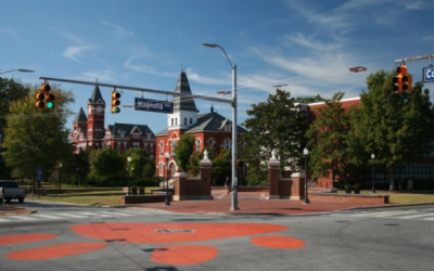 StormPave pavers help to restore Auburn tradition