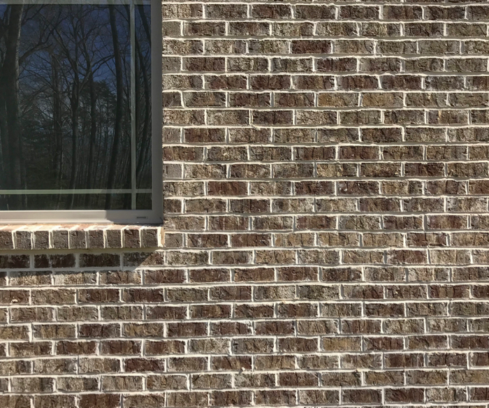 Seagrass windows paired with Ashton Court brick
