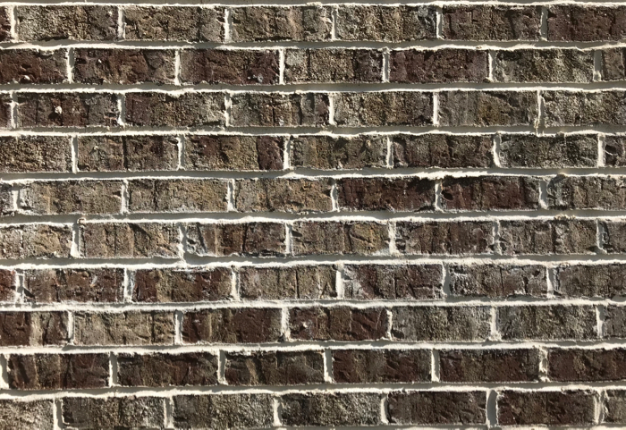 Ashton Court brick in sunlight