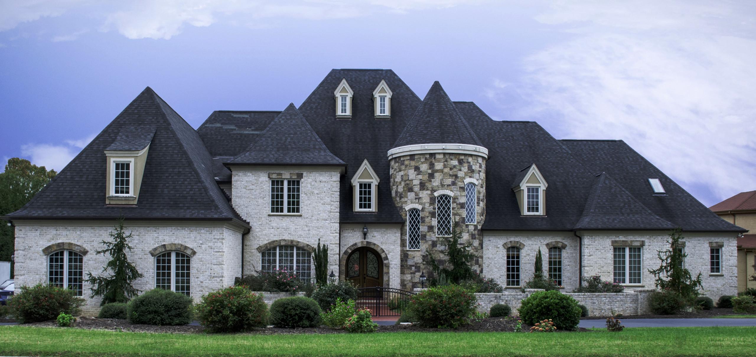 Chesapeake Pearl - White Mortar - Stone