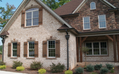 Interesting exteriors: Three Pine Hall Brick homes to inspire your 2014