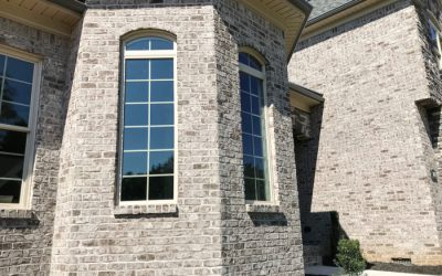 How to get the beautiful look of old brick in a brand new home