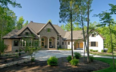 Maple Grove home in Oyster Pearl by Pippin Home Design