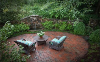 Outdoor living space, now more than ever