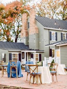 historic home benefits from authentic clay pavers
