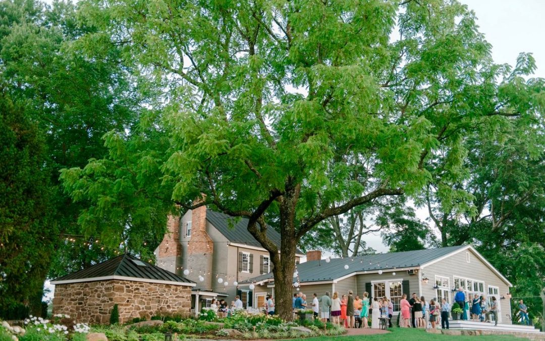 200-year-old historic home becomes gathering place with pavers