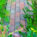gardeners-pad-in-healing-garden-made-from-pavers
