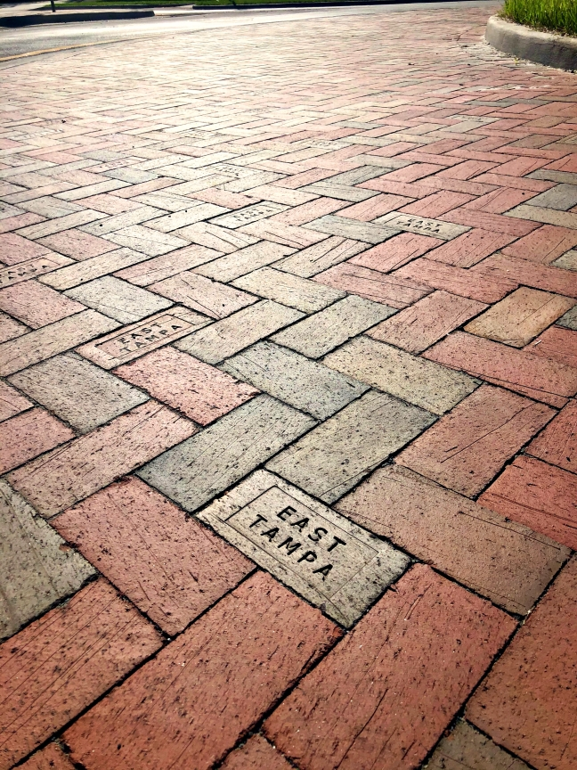 Legacy Stamped Pavers from Pine Hall Brick