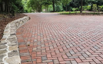 Water permeable paving goes residential for driveways and patios